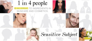 One In Four Is Allergic to Common Skin Care And Cosmetic Ingredients